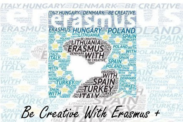 Be creative With Erasmus Plus